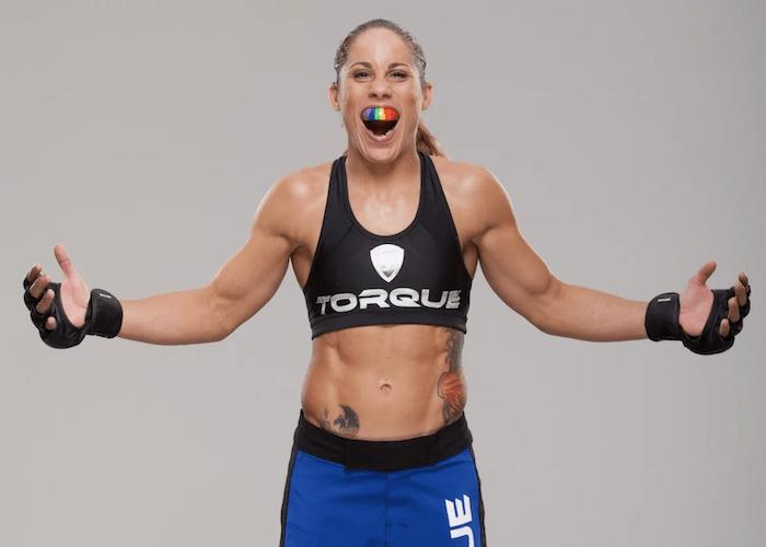 Liz Carmouche MMA