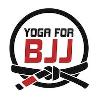 Yoga for BJJ logo