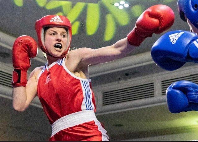 Kat Kruse Boxing
