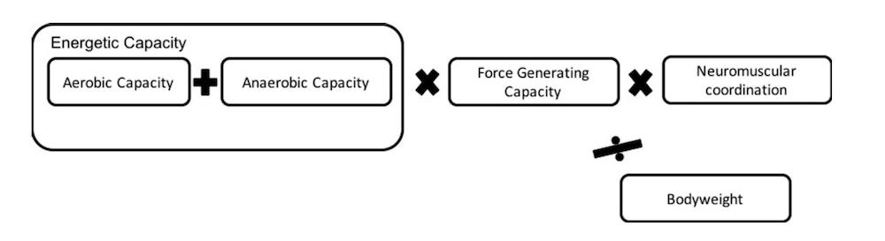 Concurrent Training Equation
